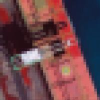 Sample 1m resolution image