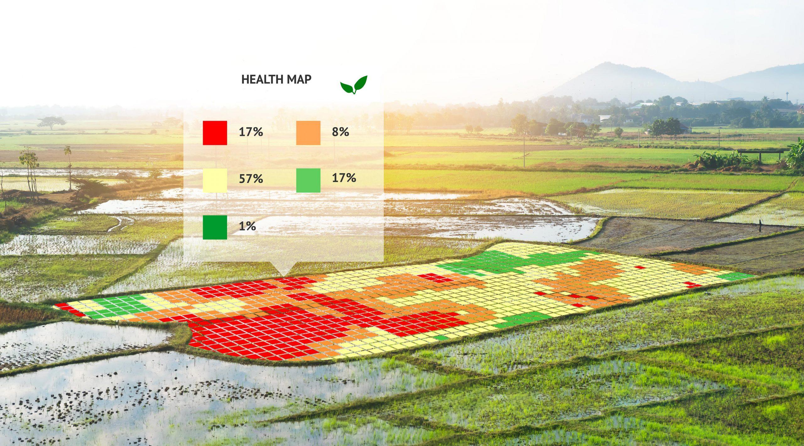 Crop Health Pixe by Pixle